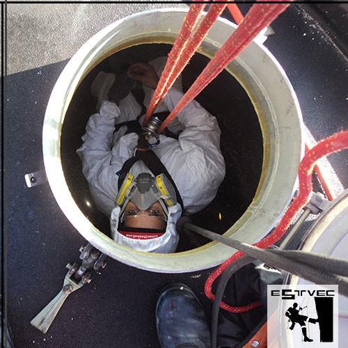 Empresa de limpeza de silos