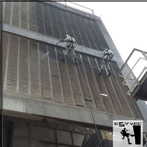 Lavagem de fachada de prédio preço