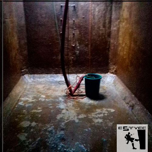 Higienização e Desinfecção de Caixas D'Água